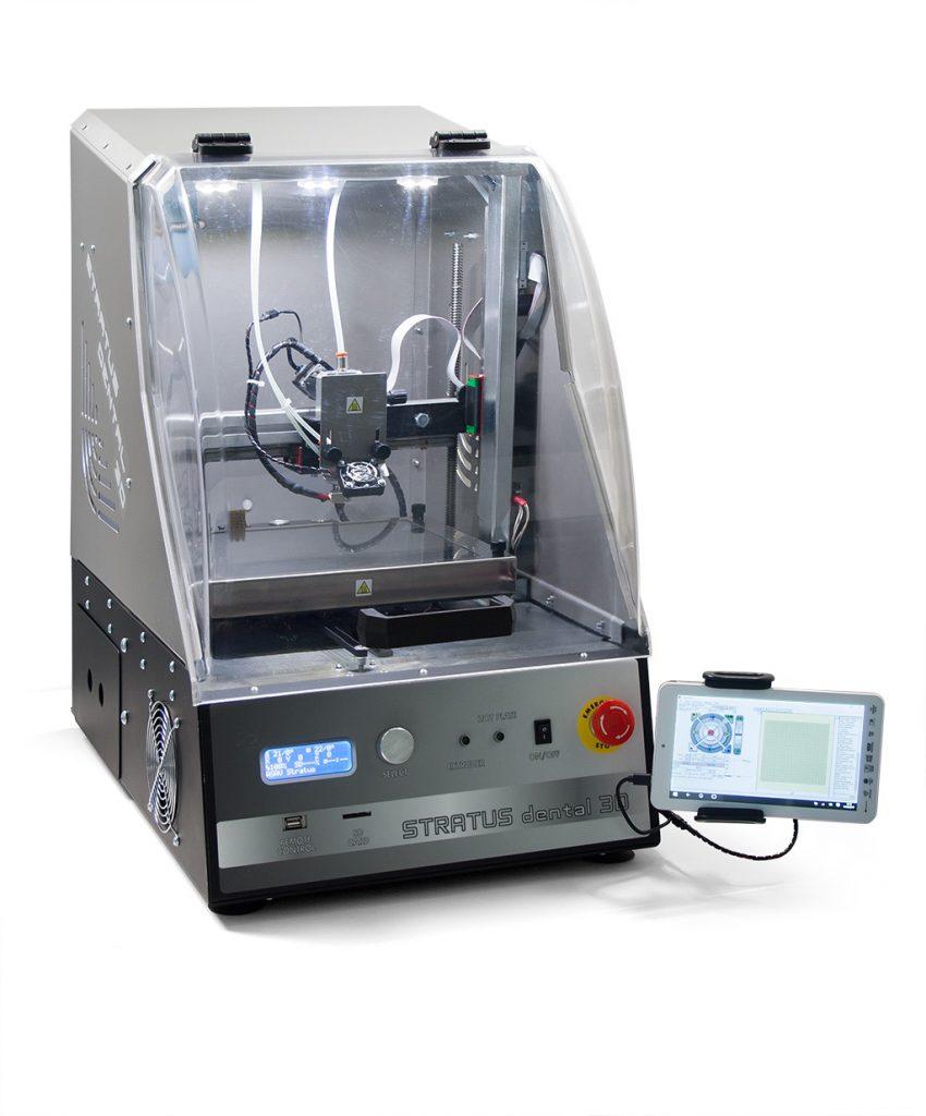 STAMPANTE DENTALE 3D CON TECNOLOGIA FFF
